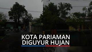 Kota Pariaman Diguyur Hujan Pagi Ini, BMKG: Diperkirakan Sampai Pukul 11 00 WIB
