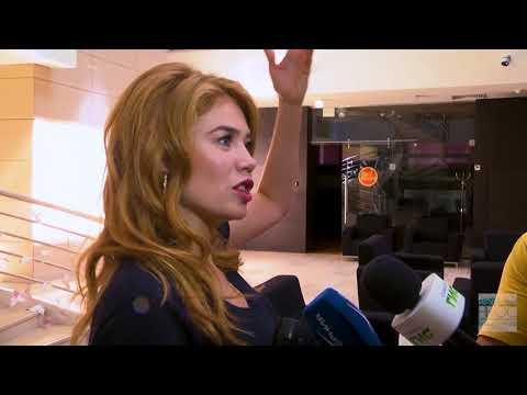 Известная немецкая телеведущая снялась в фильме о Самаре