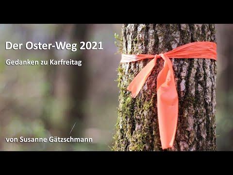Gedanken zu Karfreitag 2021