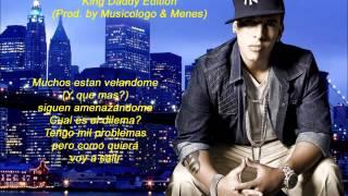 Mil Problemas - Daddy Yankee (King Daddy Edition) REGGAETON 2014 LETRA