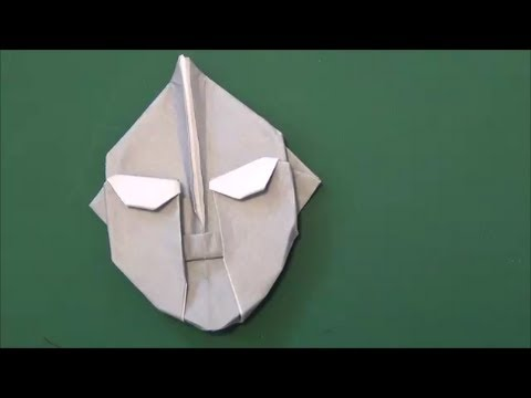 ハート 折り紙 ウルトラマン 折り紙 折り方 : matome.naver.jp