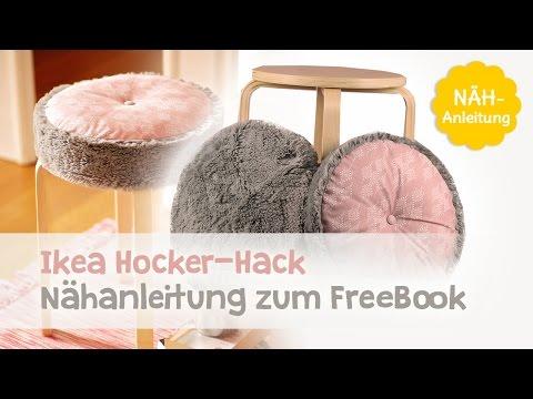 FreeBook – Ikea Hocker-Hack
