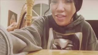 Jhené Aiko's medley of Stronger than Pride/I Don't Wanna  — #HappyBirthdaySade #HappyBirthdayAaliyah