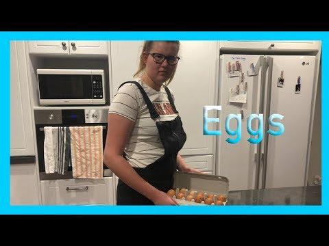 Tourettes vs Eggs