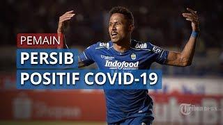 Wander Luiz, Striker Persib Bandung Mengaku Positif Terjangkit Virus Corona, Begini Kondisinya
