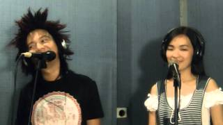 A THOUSAND YEARS cover with Chelle Mariveles