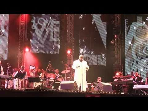 "LOVE THEME WITH""THE BARRY WHITE EXPERIENCE"""