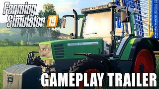 NEW JD TRACTOR & OLDER TRACTORS - Farming Simulator 19 Gameplay Trailer