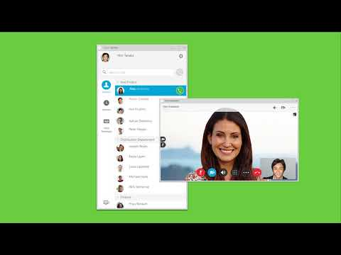 Cisco Jabber: Contacts for Phone Mode