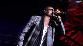 Mohombi - In Your Head and Addicted to You (featuring Dj Assad)   NRJ In The Park 2012