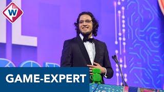 Rami (31) reist als game-expert de wereld rond: 'Dit is een baan, geen hobby' - OMROEP WEST