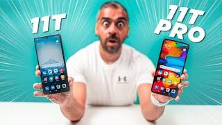 Xiaomi 11T & Xiaomi 11T Pro: Unboxing & My First Impressions!