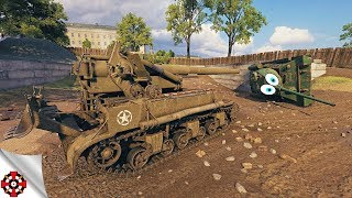World of Tanks - Funny Moments | ARTY PARTY! (WoT arty, November 2018 -2)