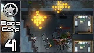Rimworld: GeneCorp #41 - Donitz Leaves and Everything Burns