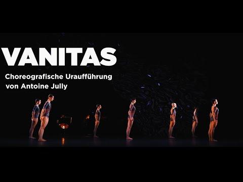 VANITAS Choreografie von Antoine Jully - Premiere 25.01.2020
