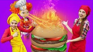 Сказочный Патруль - Лучший рецепт Гамбургера! – Видео шоу Я готовлю лучше.