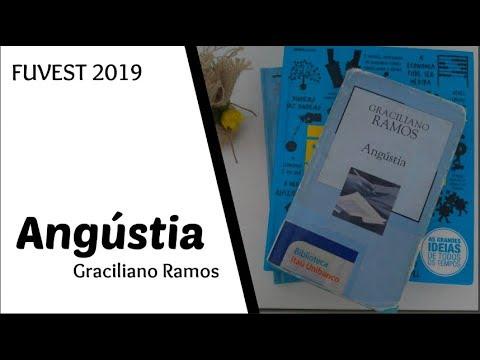 [ FUVEST] Angústia - Graciliano Ramos | Vanusa Marte