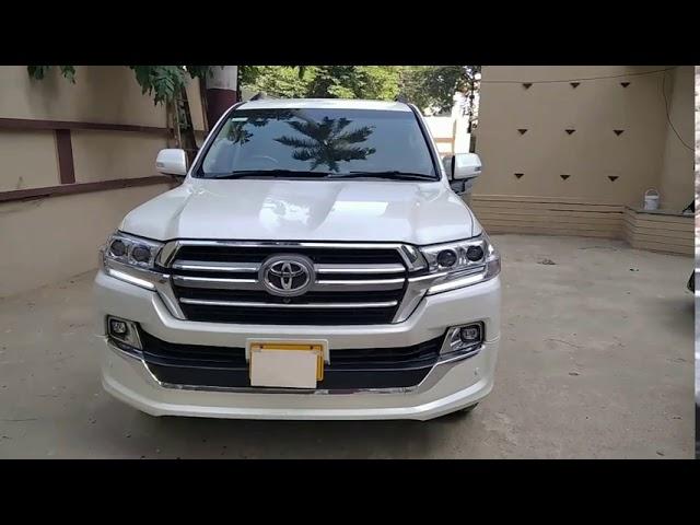 Toyota Land Cruiser AX 2012 for Sale in Karachi