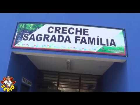 Creche de São Lourenço da Serra inaugurou mais não Funciona pode uma coisa dessa ?