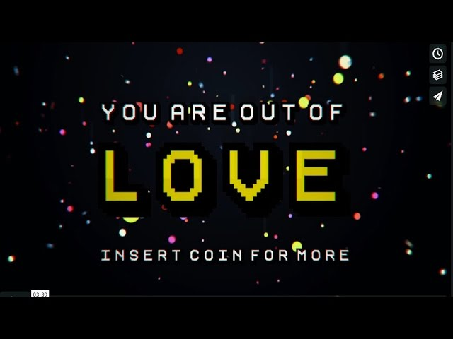Out of Love - Bell X1