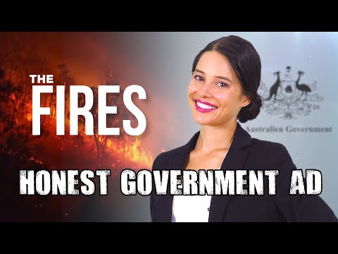 Honest Government Ad | After the fires