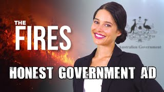 Australien Honest Government Ad – after the fires
