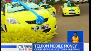 Telkom Kenya celebrates 4 Million customer milestone