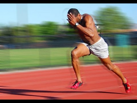 What is proper technique when running 100m/200m? | Yahoo ...