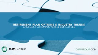 Retirement Plan Options and Industry Standards:<br data-recalc-dims=