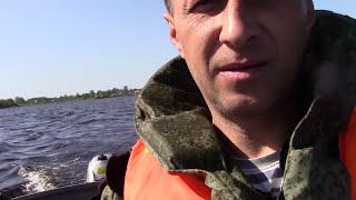 Ловля рыбы тройником