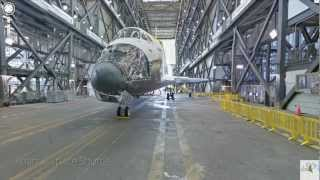 Explore Kennedy Space Center with Street View