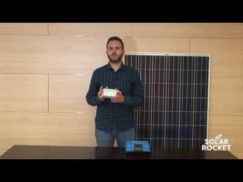 Cómo elegir un regulador de carga energía solar