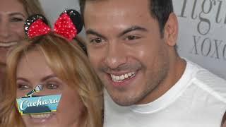 Carlos Rivera nos dice si le gustaría ser papá I LA CUCHARA