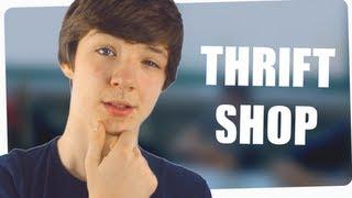 """""""THRIFT SHOP"""" - MACKLEMORE  RYAN LEWIS (FEAT. WANZ) PARODIE"""
