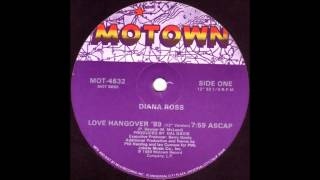 "Love Hangover '89 (12"" Version) - Diana Ross"