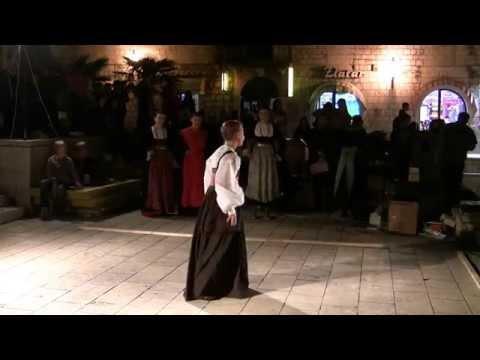 Dana grada Makarske (nastup) - 24.10.2011.