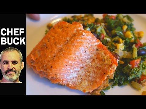 Salmon Recipe quick and easy