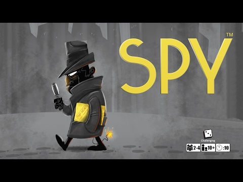 SPY Rules - Pack O Game™