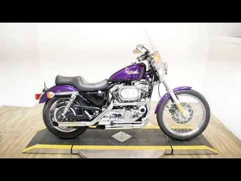 2000 Harley-Davidson XL1200 in Wauconda, Illinois