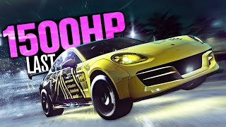 Need for Speed HEAT - One of the LAST? - 1500HP Porsche Panamera Customization!