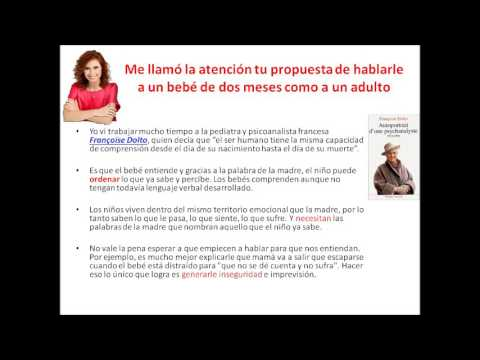 Video - reportaje a Laura Gutman