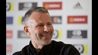 REACTION: Wales V Slovakia | Ryan Giggs