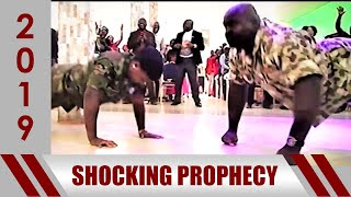 Shocking Prophecy to a Soldier Man, almost made him Cry!