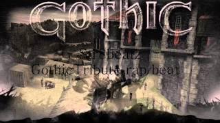 Str8beatz - GothicTribute Hip hop beat