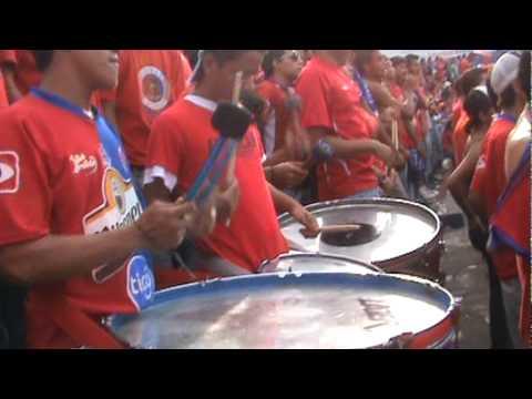"""""""LA TURBA ROJA 2011 parte2"""" Barra: Turba Roja • Club: Deportivo FAS"""