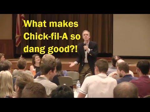 Chick-fil-A Story