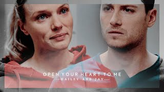 Jay & Hailey - Open your heart to me