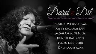 Abida Parveen's Timeless Collection - Jukebox 1 - Pakistan's Heartbreak Sad Ghazals & Qawwalis