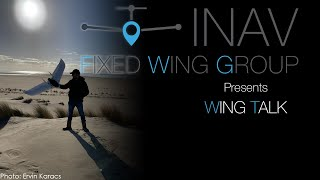 INAV Fixed Wing Talk #3 - FPV in the 80'S