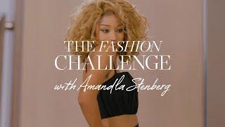The Feel-Good Fashion Challenge with Amandla Stenberg | NET-A-PORTER